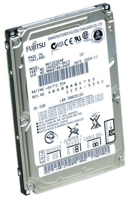 recupero dati hard disk fujitsu torino